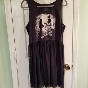 Disney Nightmare Before Christmas Dress